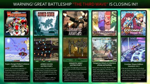 Nyu Media Preps their Third Wave of Games