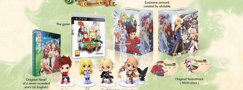 Tales of Symphonia Chronicles European Release Date Announced