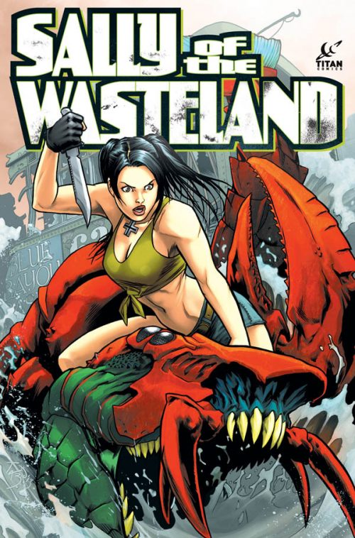Titan Comics Announce New Titles at NYCC