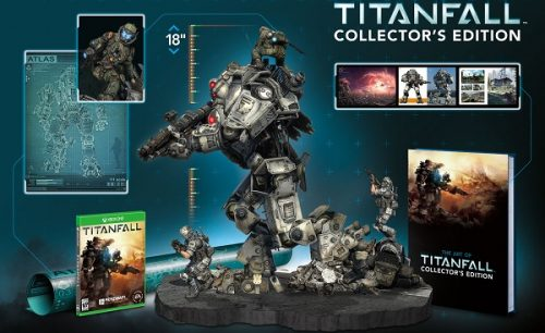 Titanfall release date and collector's edition announced