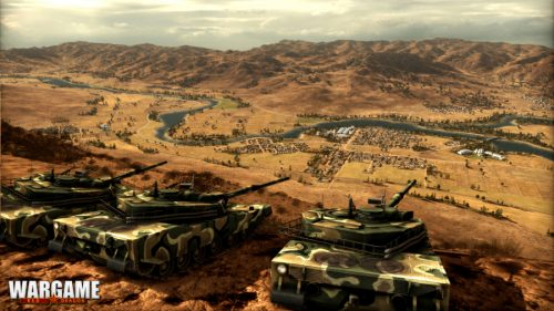 Wargame Red Dragon Spreads the Fight to Asia in First Screenshots