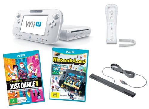 Two New Wii U Console Offers for Australia and New Zealand