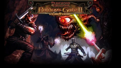 Baldur's Gate II: Enhanced Edition – Now Available for Windows and Mac