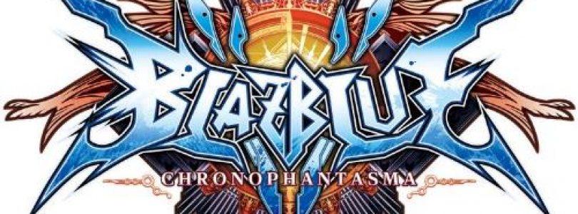 BlazBlue: Chrono Phantasma Limited Edition Revealed