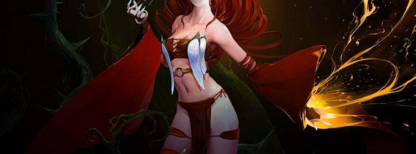 GAMEVIL Releases Sorceress Class For Dark Avenger
