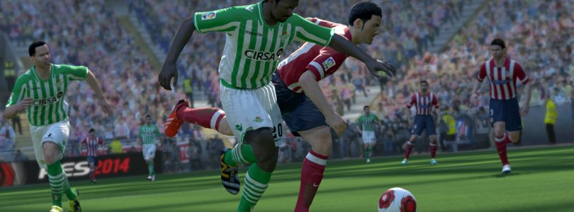 New PES 2014 Data Pack Adds 800 New Likenesses