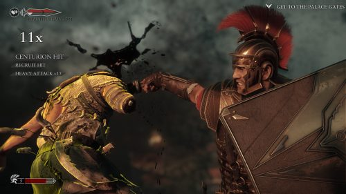 Watch Ryse: Son of Rome's Epic Launch Trailer
