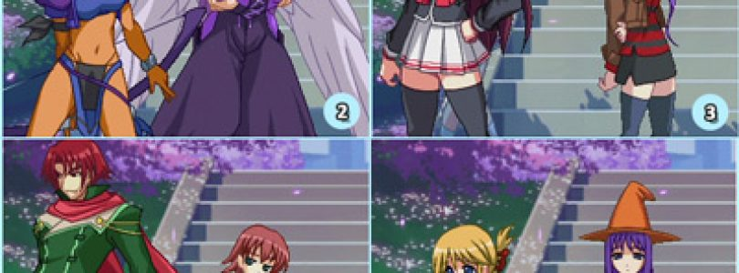 AquaPazza's costume color combinations previewed
