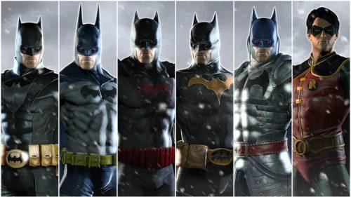 Batman: Arkham Origins DLC Packs Available Today