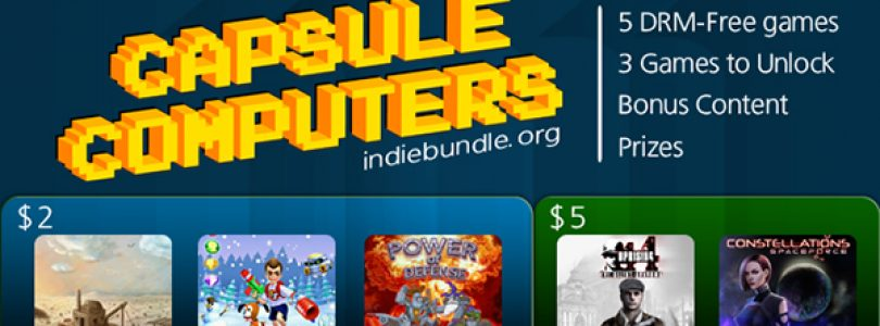 Capsule Computers Indie Bundle #3 is Live!