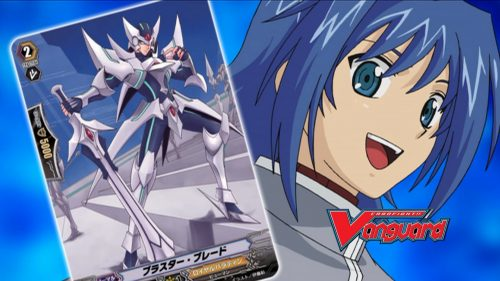 Cardfight Vanguard licensed by Hanabee