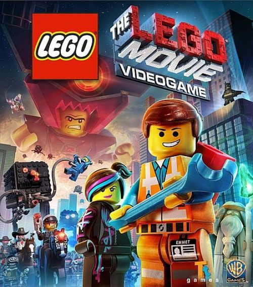The Lego Movie Videogame Boxart Unveiled
