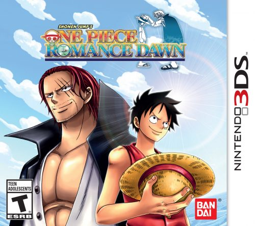 One Piece: Romance Dawn 3DS Release Date and Details