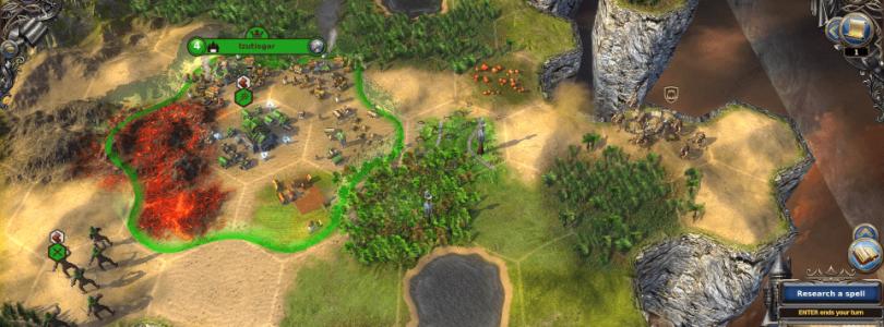Warlock II: The Exiled Gets First-Ever Screenshots