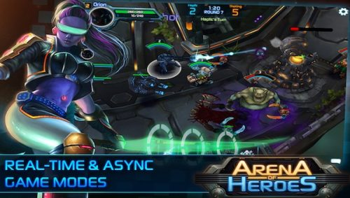 Arena Of Heroes Now Available On iPad