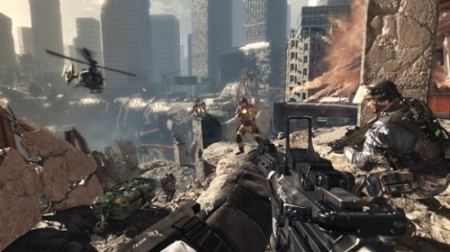 """Call of Duty: Ghosts Update Introduces A New """"Heavy Duty"""" Mode"""
