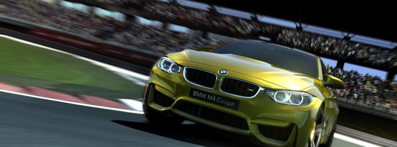 BMW M4 Coupé Added to Gran Turismo 6