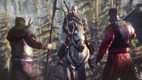 The Witcher 3: Wild Hunt gets a new trailer at VGX