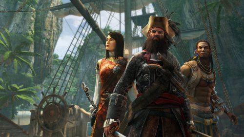 Assassin's Creed IV Blackbeard's Wrath DLC Coming this Week