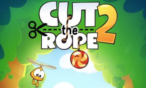 Continues Om Nom's Adventures on Cut the Rope 2 Out Now for iOS