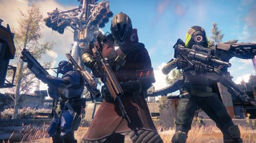 Two Minute Destiny Trailer Released at VGX