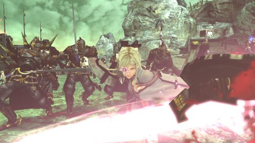 Drakengard 3's latest trailer is a major improvement