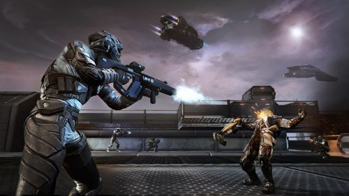 Uprising 1.7 Patch Brings New Content to DUST 514