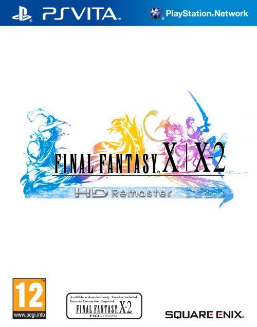 Final Fantasy X|X-2 HD Remaster PS Vita Release Date Announced