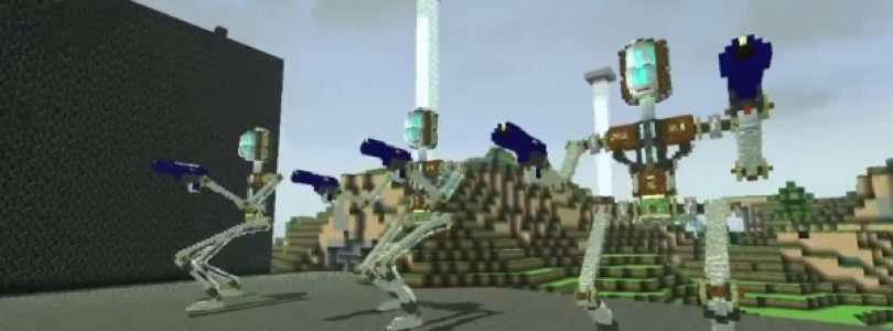 FortressCraft Evolved Enters Steam Early Access