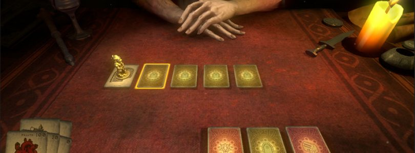 David Goldfarb Joins Hand of Fate as Guest Designer
