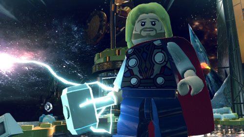 New Lego Marvel Super Heroes Asgard Pack Trailer