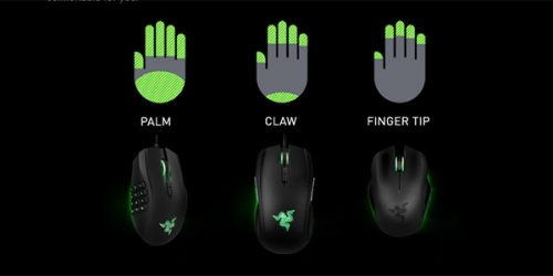 Choose Your Perfect Mouse with Razer's Mouse Selection Tool