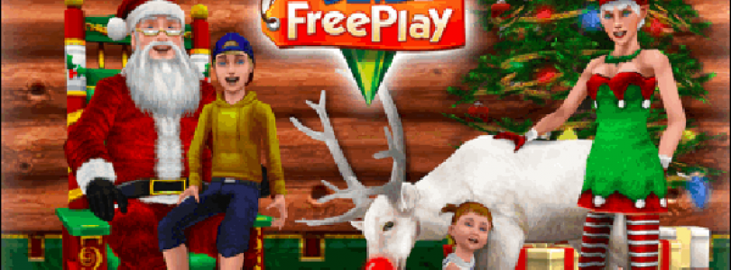 Celebrate the Holidays with The Sims FreePlay