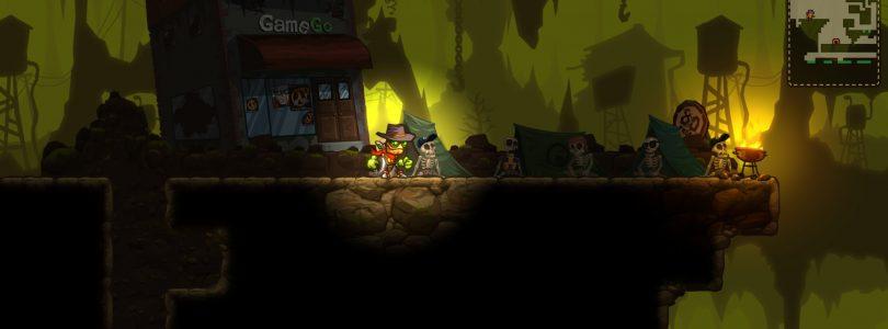 SteamWorld Dig PC Review