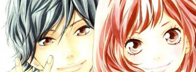 Ao Haru Ride Green Lit For Anime Adaptation
