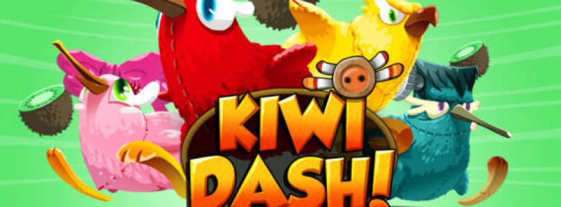 GAMEVIL launches Kiwi Dash
