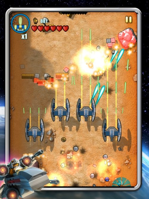 LEGO Star Wars: Microfighters Out Now on iOS
