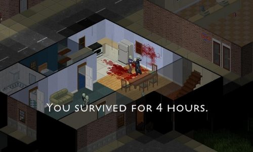 Project Zomboid Featuring Persistent Multiplayer Servers
