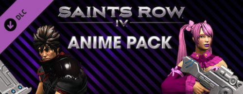 """Saints Row IV Adds New """"Anime"""" Costume Pack on Steam"""
