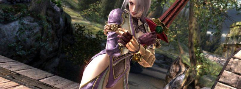 Ivy Joins SoulCalibur: Lost Swords