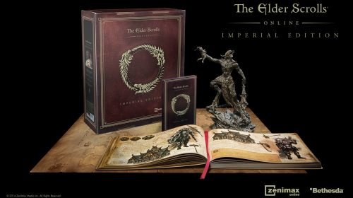 The Elder Scrolls Online Collector's Edition Confirmed and Cinematic Trailer Released