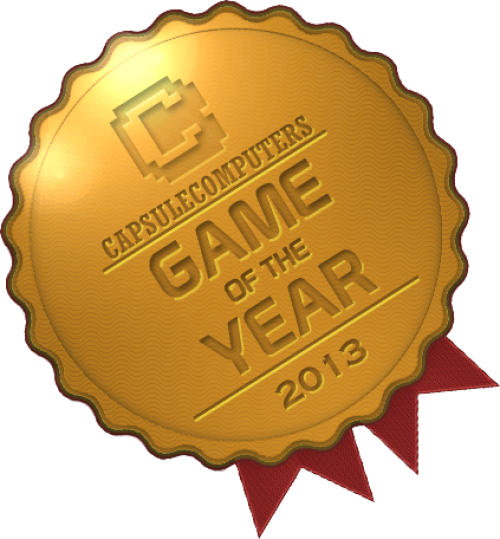 Capsule Computers 2013 Game of the Year Awards