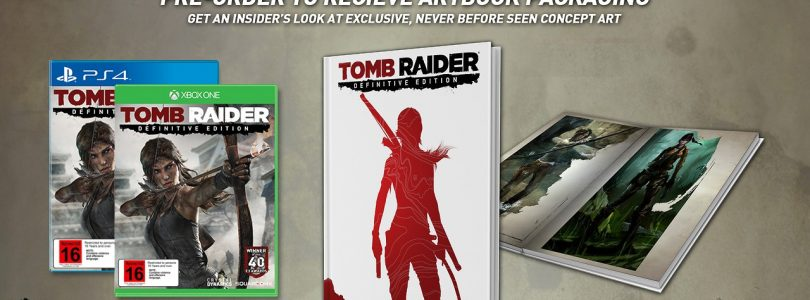 Tomb Raider: Definitive Edition Hands-on