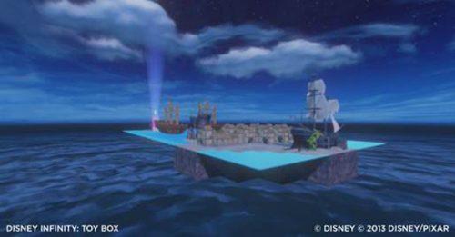 Disney Infinity Toy Box Challenge Week 21