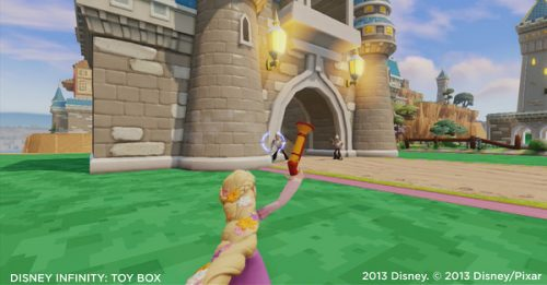 Disney Infinity Toy Box Challenge Week 22