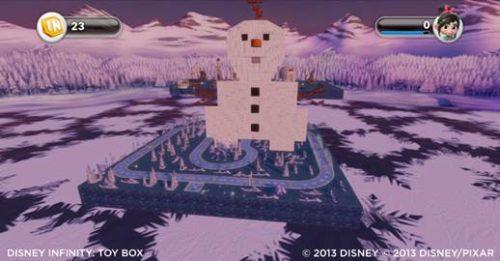 Disney Infinity Toy Box Challenge Week 19