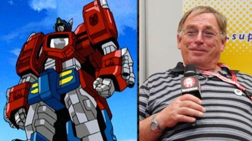 Madman chats with Garry Chalk, voice of Optimus Prime