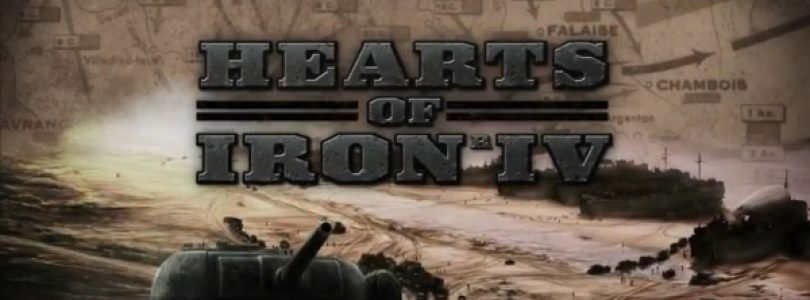 Hearts of Iron IV Announced