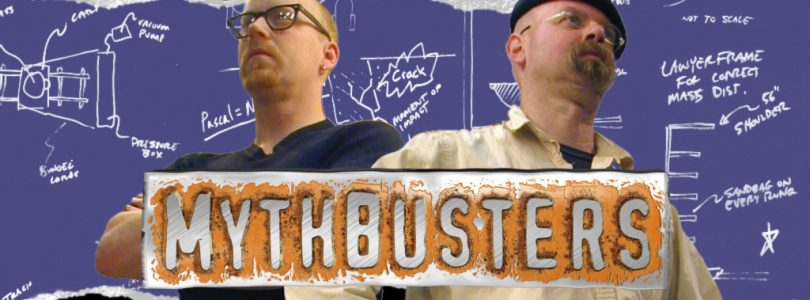 WIN – Mythbusters Season 8