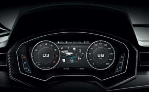 NVIDIA's Tegra VCM Adding More Processor Power to Audi Vehicles